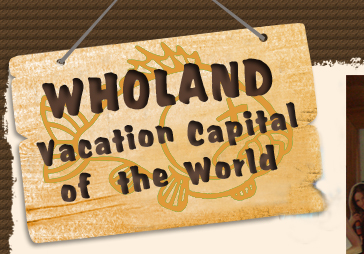 Wholand Band Logo